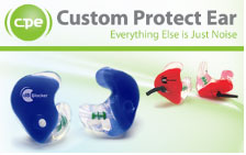 Custom Protect Ear